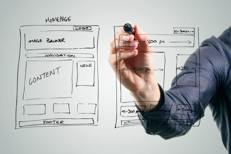 Les 10 étapes avant la refonte ou la conception de sites web