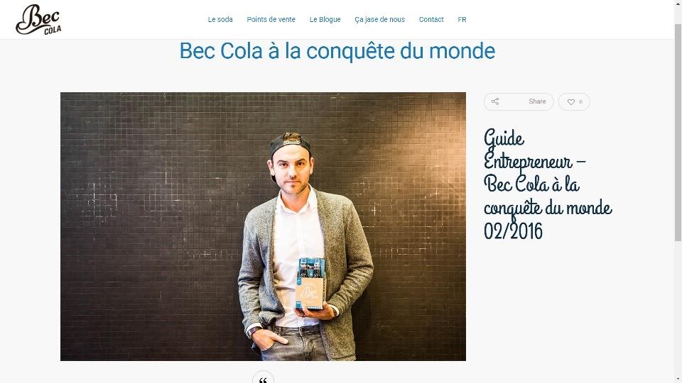 Bec Cola